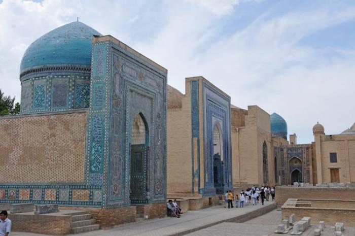 Samarkand-Shah-i-Zinda