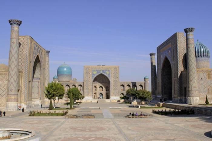 Samarkand-Registan
