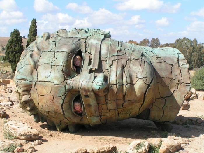 Templernes-dal Agrigento