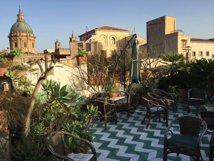 Palermo-La Terrazze bed&breakfast