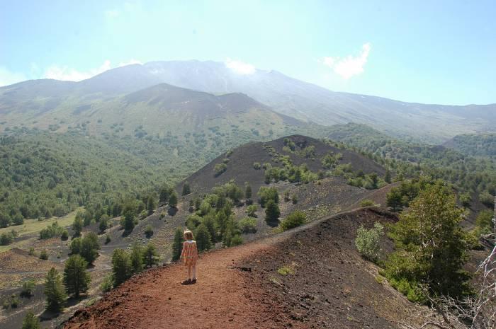 Etna Lodge, Etna Tagliaborsa Etna vandretur