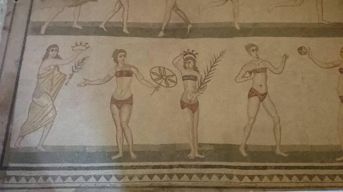 Siciliens romerske Kejservilla