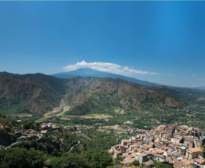 Etna-Sicilien-Taormina