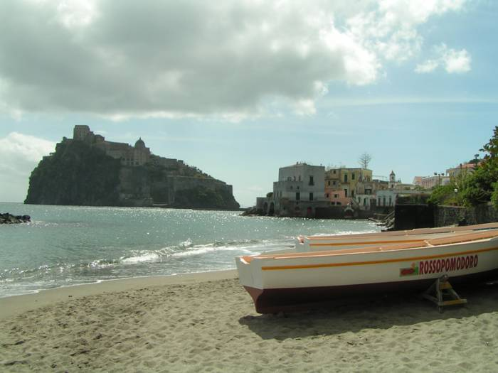 Ischia, Napoli, Napolirejse