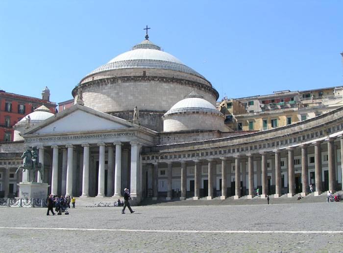 Italien-Napoli