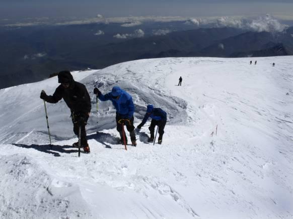 Elbrus-klatring