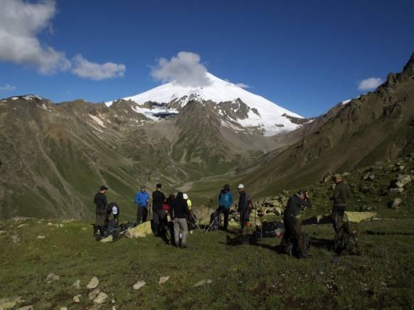 Elbrus-rejse