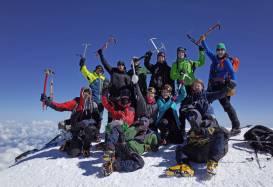 Bjergbestigning, topture