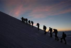 Bjergbestigning og topture