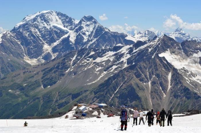 Toppen-af-Elbrus