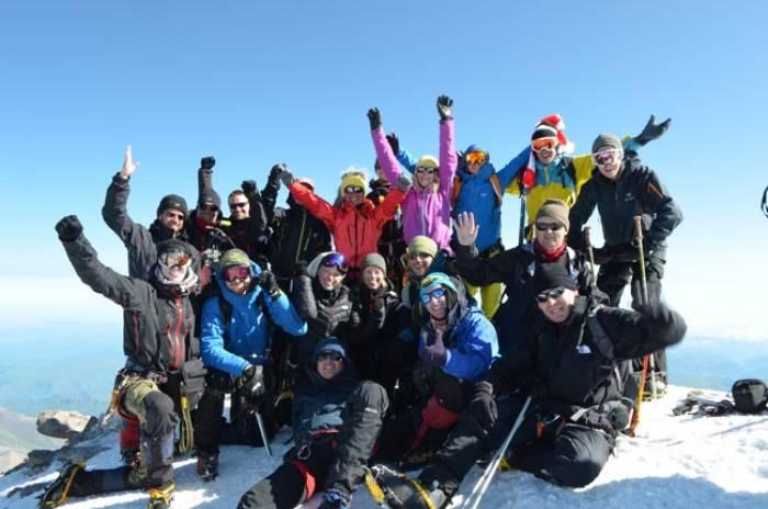 Bjergbestigning-Elbrus