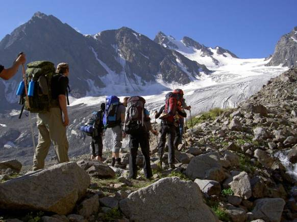 Elbrusekspedition