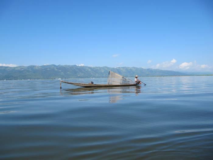 Sejltur på Inlesøen