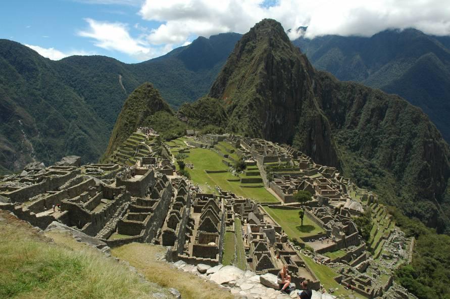 Peru og Inkariget