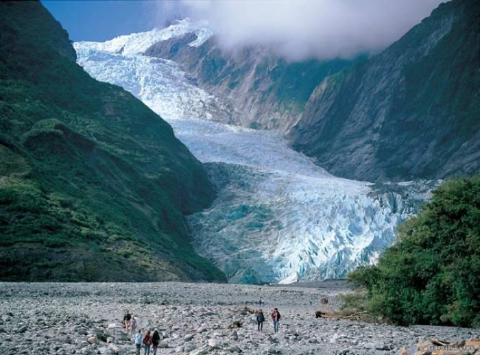 Franz-Josef-Glacier-trek