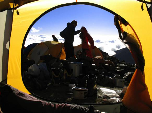 Bjergbestigning og ekspeditioner - Aconcagua