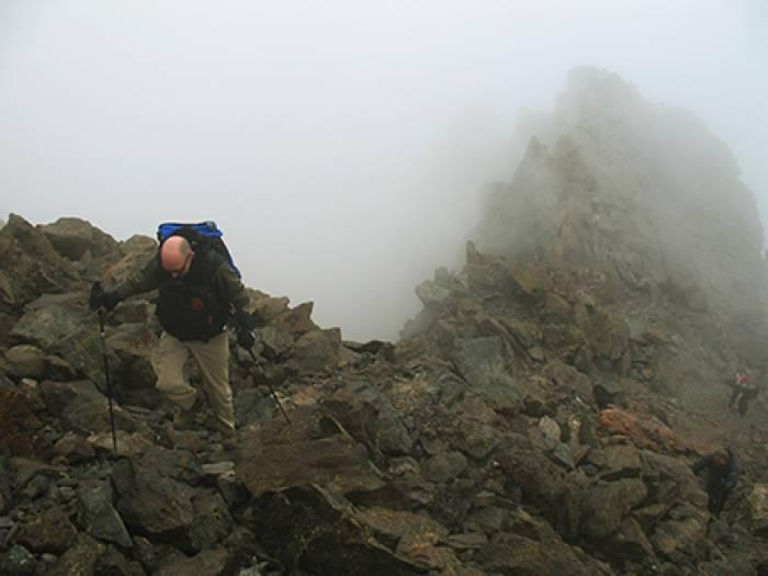 Cerro Loma Blanca 3.664 meter