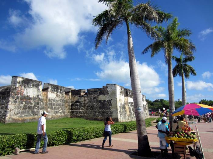 Dag 11 Cartagena fortet