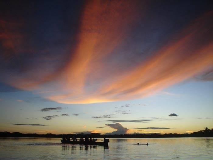 AmazonasCuyabeno-Ecuador