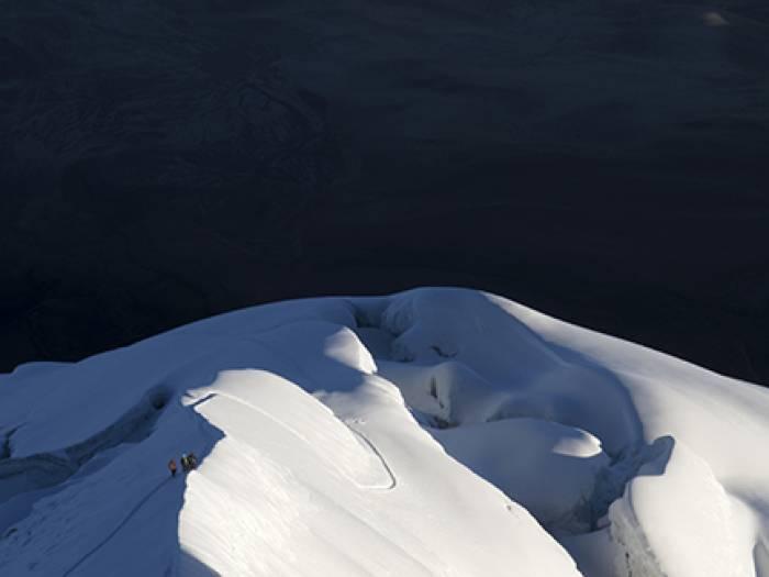 Mod Chimborazo, Hermano Carriel 4.800 meter