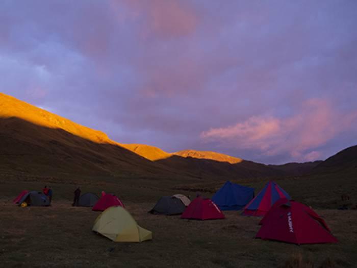 Ecuador trek