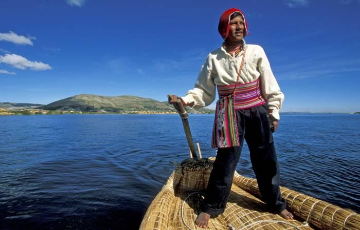 Titicacasøen