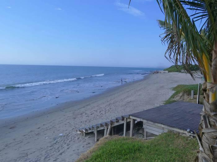 Strandferie Peru