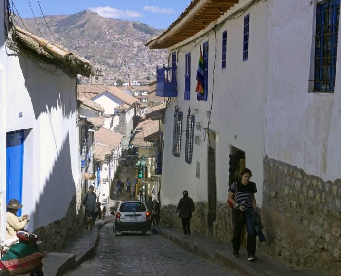 Cuzco – fridag
