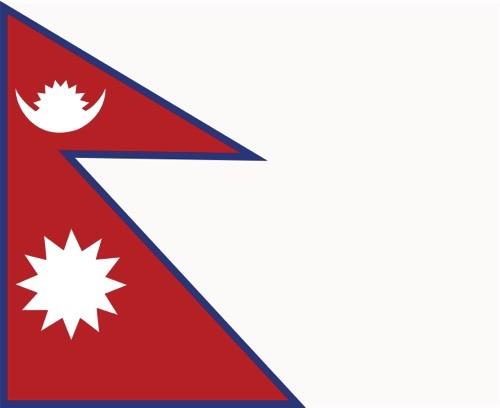 Nepals flag