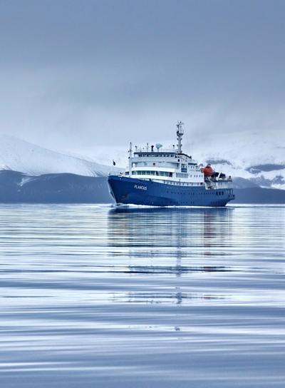 Rejs til Antarktis med Kipling Travel