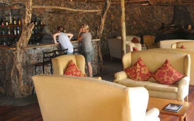 På din Kenya rejse med Kipling Travel kan du overnatte på Sopa Lodge