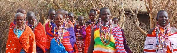 Mød Masai folket på din rejse til Kenya