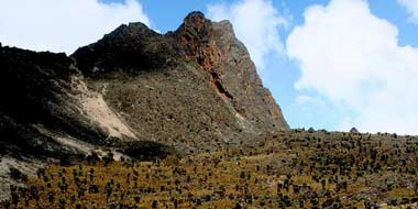 Trekking tur i Kenya