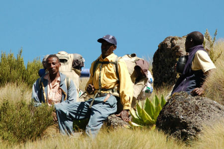 Klimaet i Kenyas højland er køligere end hvad du ellers vil opleve på din rejse til Kenya