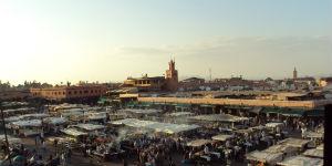 Marrakech er Marokkos hovedstad