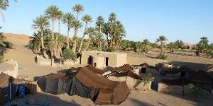 kom med på en rejse i Marokkos ørken