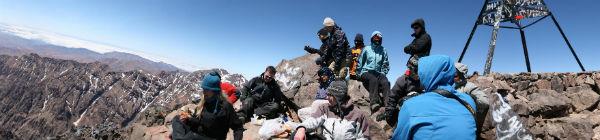 tag med os på bjergbestigning i Marokko