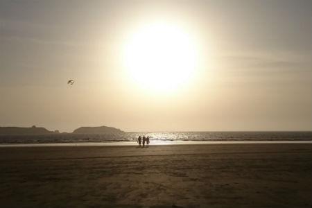 Marokkos kystlinje er meget smuk