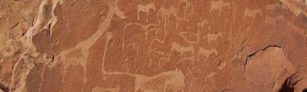 Twyfelfontein figurer