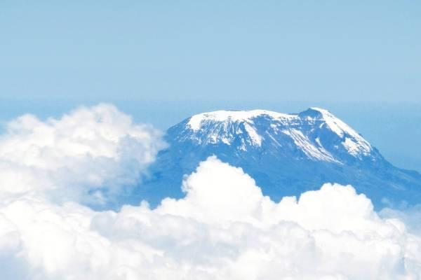 Prøv kræfter med bjergbestigning i Afrika