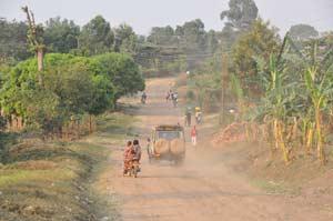 Safarirejse i Uganda/Rwanda