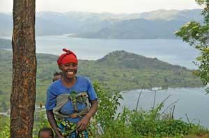 Safari i Rwanda og Uganda