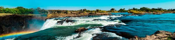 Oplev Kazinga Kanalen på din rejse til Uganda og Rwanda