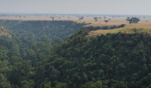 Oplev Queen Elisabeth Nationalpark på din rejse til Uganda og Rwanda