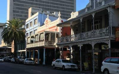 Cape Town er blandt de populæreste byer at rejse til i Sydafrika