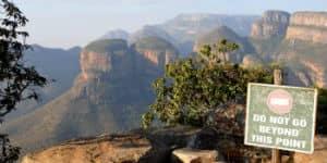 Drakenbjergene i Sydafrika ligger i KwaZulu-Natal