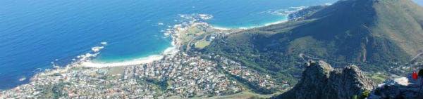 rejs til Port Elizabeth i Sydafrika