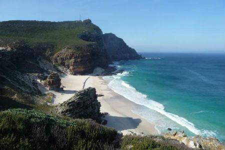 Cape point er en udsigtspost i Cape Town, som du må besøge på din rejse til Sydafrika