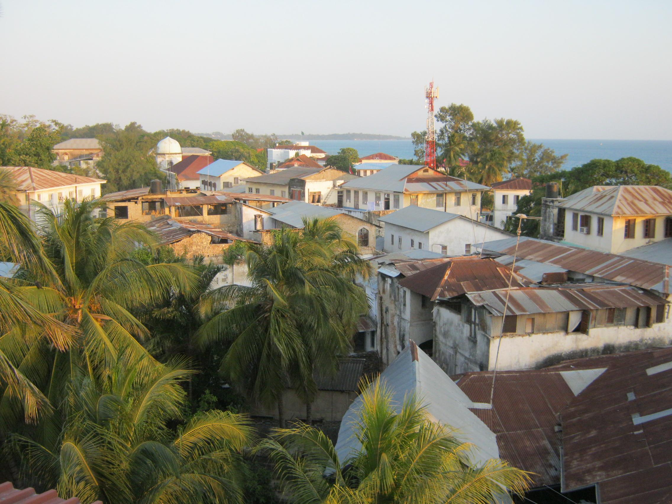 Telefoni og internet fungerer ikke så godt i Tanzania og på Zanzibar