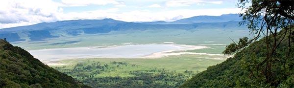 Trekking i Tanzania er fantastisk